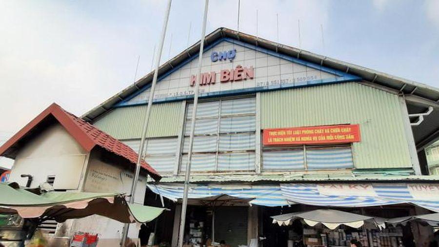 Tổng kiểm tra, hoạt động kinh doanh tại chợ Kim Biên hiện ra sao?