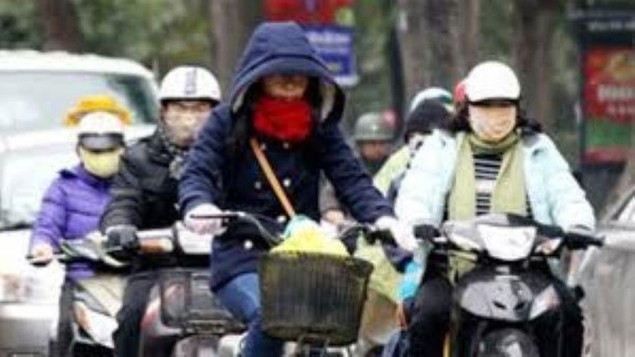 Ngày 25/11, không khí lạnh sẽ ảnh hưởng đến Bắc Trung Bộ, trời trở rét