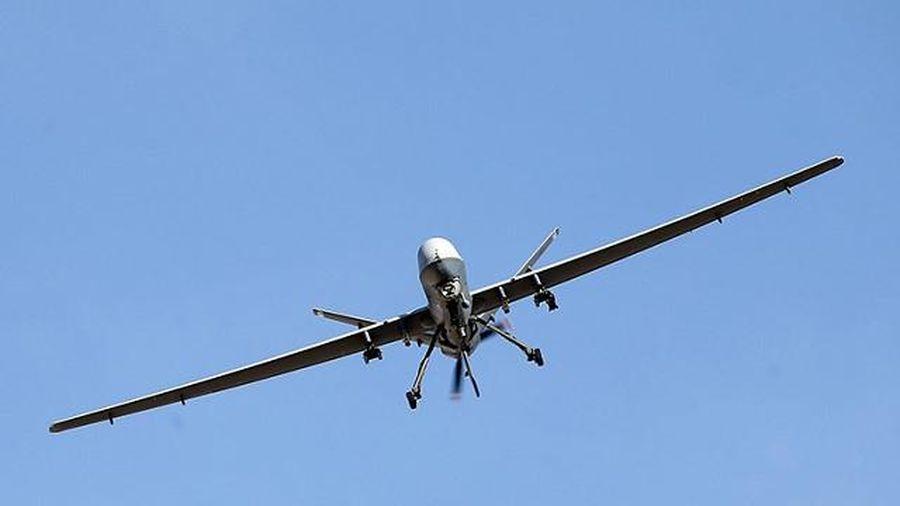 Máy bay không người lái Mỹ mất tích trong không phận Libya