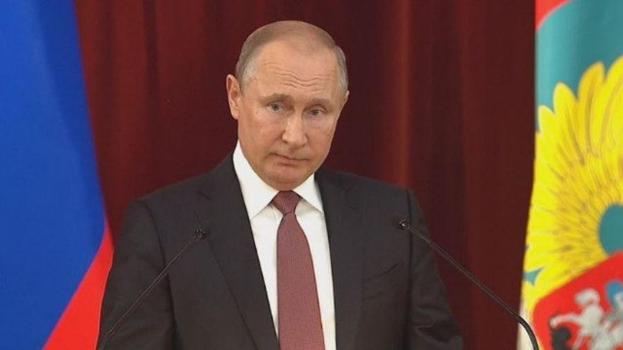 TT Putin: Quân đội Nga có một cuộc 'thử nghiệm nghiêm túc' ở Syria