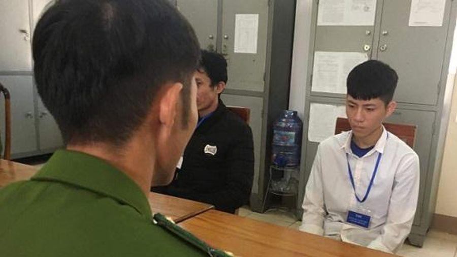 Lời khai của thiếu niên 17 tuổi đâm bạn thấu bụng sau giờ tan học ở Hà Tĩnh