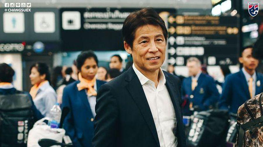 Hé lộ mục tiêu khó ngờ của HLV Nishino dành cho tuyển Thái Lan tại SEA Games 30