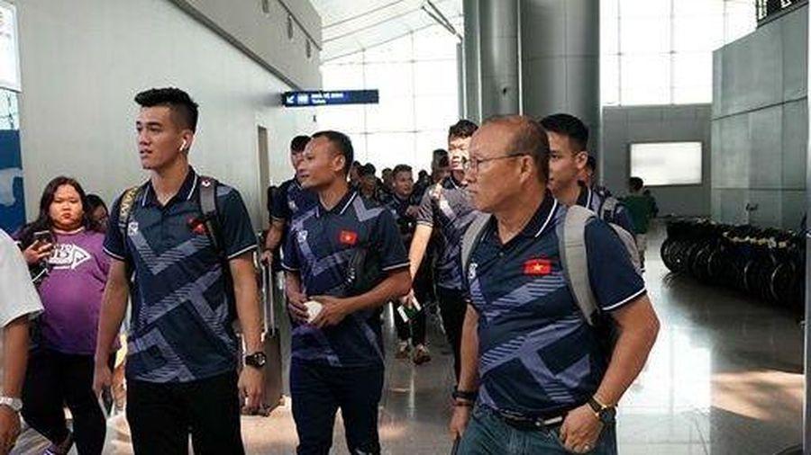 U22 Việt Nam đổ bộ Philippines, sẵn sàng 'săn vàng' SEA Games 30