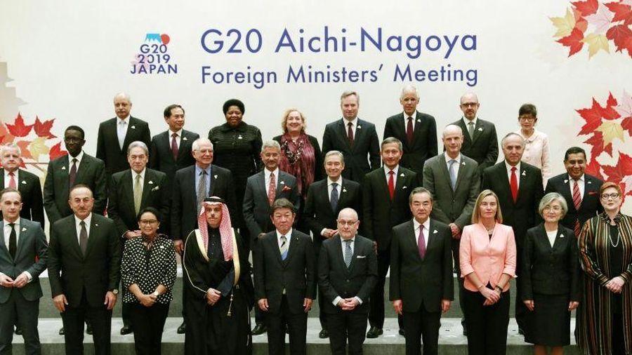Nhật Bản: G20 sẽ đảm nhận vai trò hàng đầu trong việc cải cách WTO