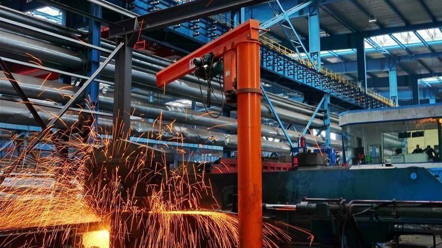 Trung Quốc: Lượng thép thô tiêu thụ ước vượt 900 triệu tấn trong năm 2019