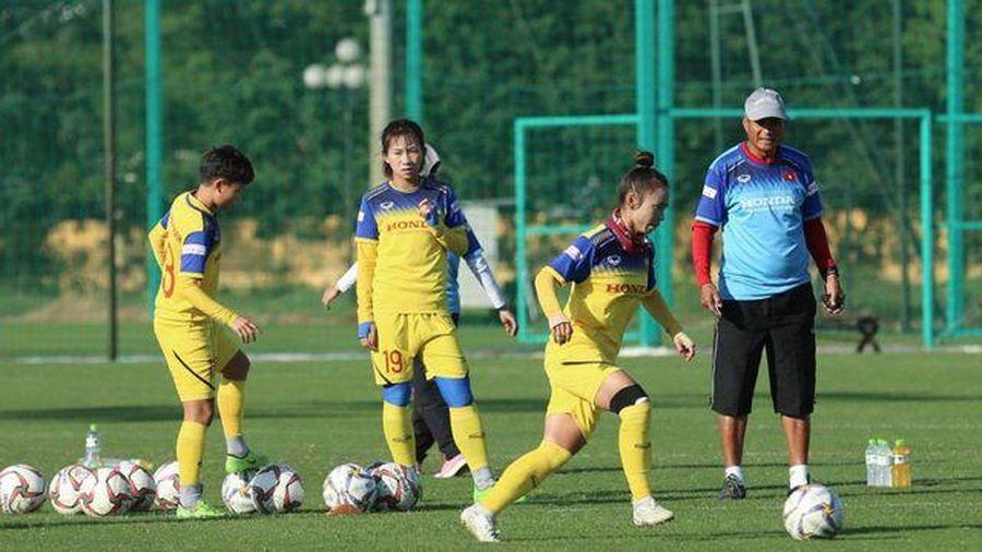 Đội tuyển nữ Việt Nam gặp sự cố ở Philippines