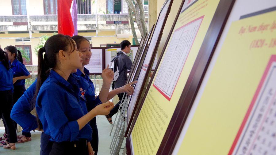 Tuyên truyền chủ quyền Hoàng Sa, Trường Sa cho học sinh Quảng Ngãi