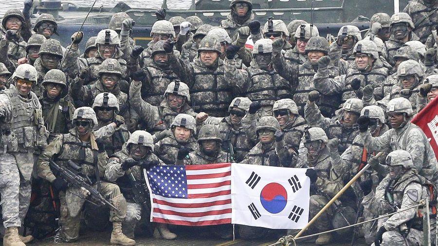Quan hệ Mỹ - Hàn rạn nứt vì bất đồng ngân sách quân sự