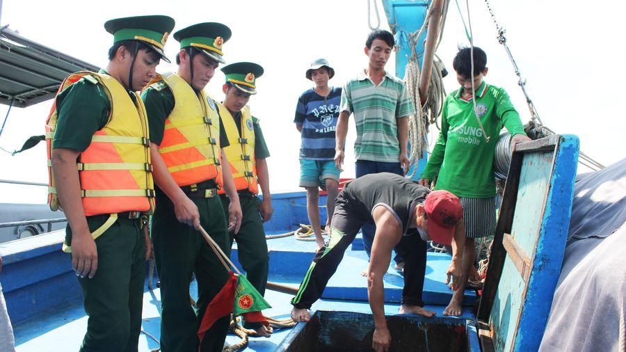Giảm thiểu tình trạng tàu cá vi phạm vùng biển nước ngoài