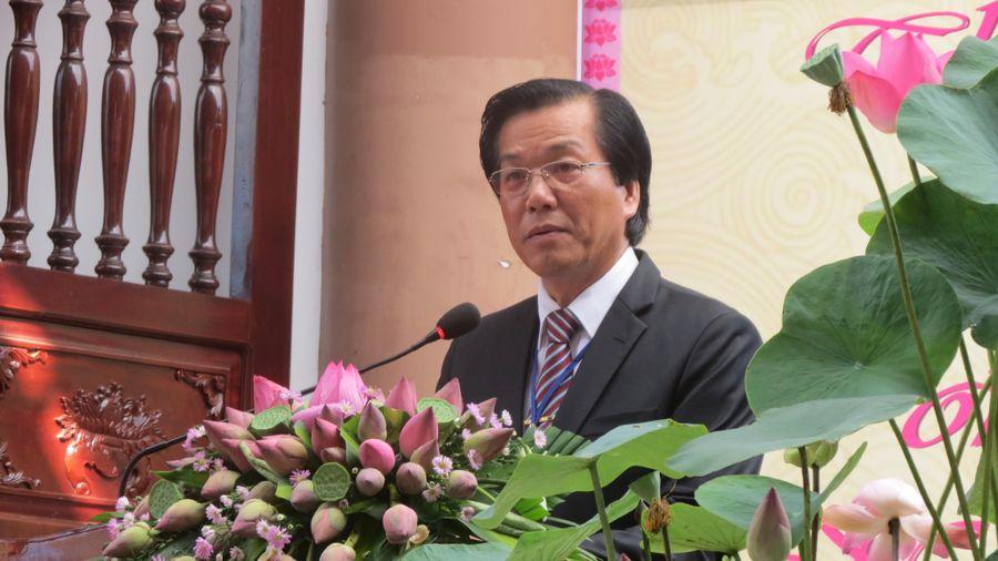 Long trọng tổ chức Lễ giỗ lần thứ 90 cụ Phó bảng Nguyễn Sinh Sắc
