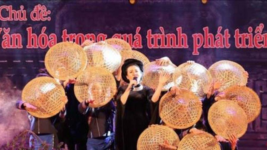 Nhiều hoạt động phong phú tại 'Ngày hội Di sản văn hóa, du lịch Việt Nam 2019'