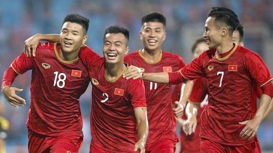 Lịch thi đấu chính thức của U22 Việt Nam tại SEA Games 30