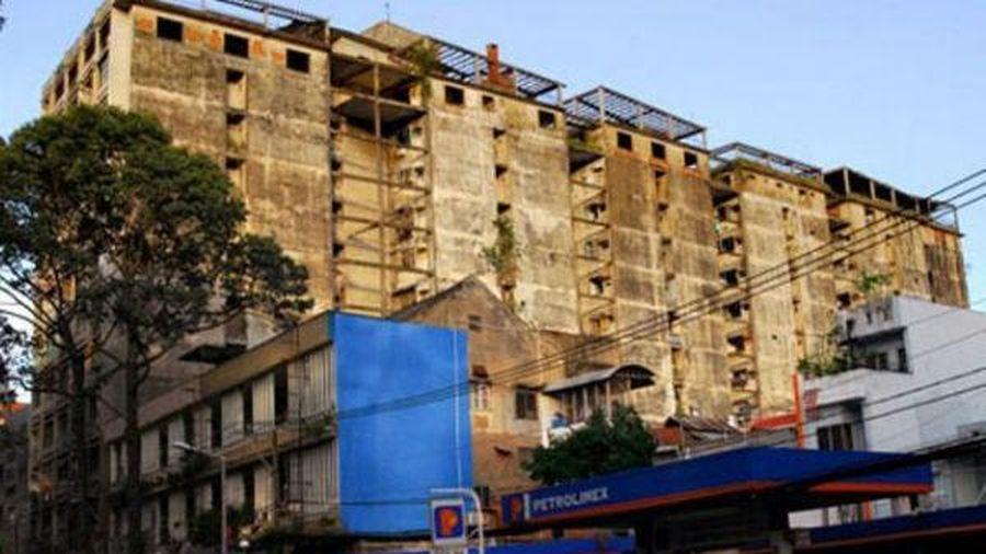 TP HCM đề xuất sửa quy định về cải tạo chung cư cũ