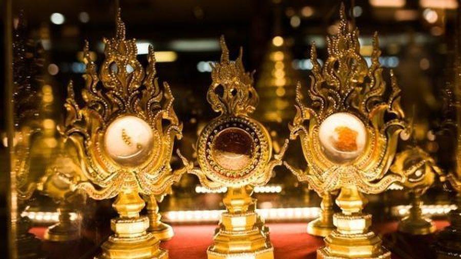 Xá lợi phật – Báu vật Phật giáo