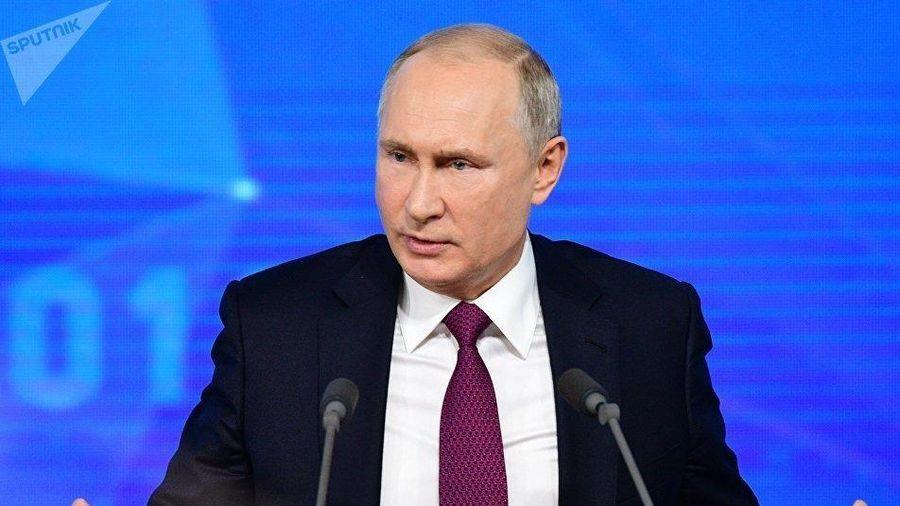 Tổng thống Putin sắp chủ trì cuộc họp báo lớn thường niên