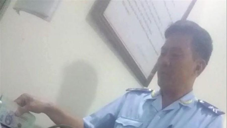 Lập đoàn thẩm tra vụ hải quan 'làm luật' ở cửa khẩu quốc tế Tây Trang