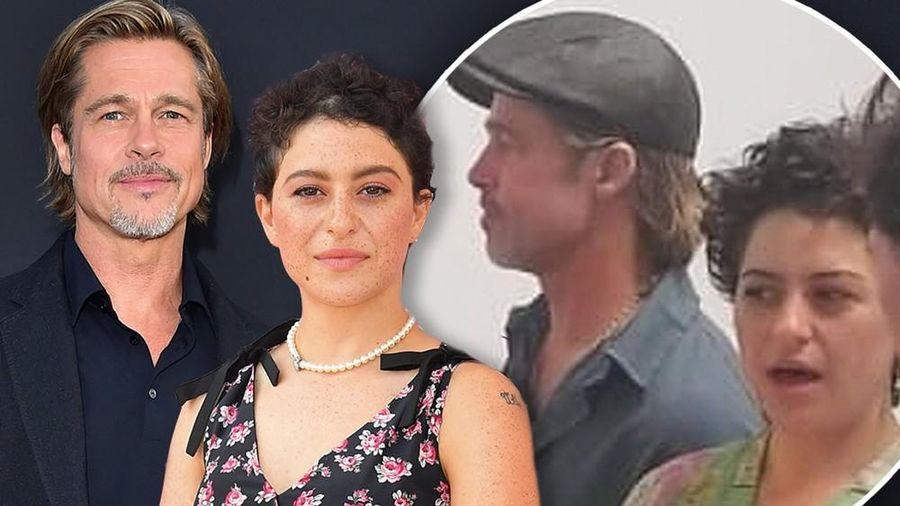 Sao nữ kém 25 tuổi, được cho là bạn gái mới của Brad Pitt là ai?