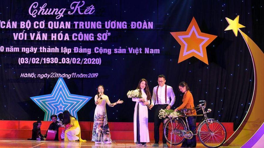 Hiện tượng 'siêu to khổng lồ', Táo quân lên sân khấu hội thi văn hóa công sở