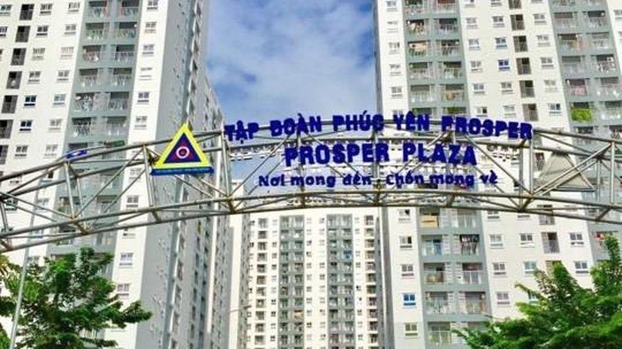 Nước sạch chung cư Prosper Plaza bị phản ánh nhiễm bẩn: Chủ đầu tư nói gì?