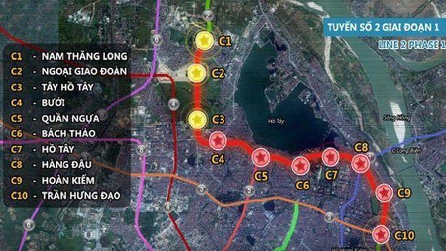 Đường sắt đô thị Nam Thăng Long - Trần Hưng Đạo hơn 3.000 tỷ/km, chậm 12 năm!
