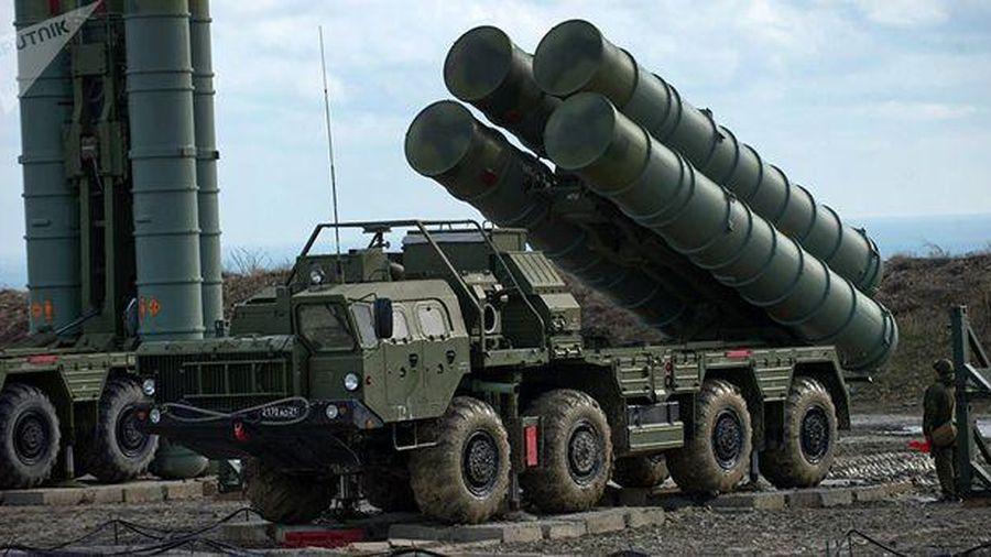 Mỹ muốn Thổ Nhĩ Kỳ phá hủy 'Rồng lửa' S-400 mua của Nga