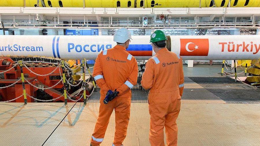 Dòng chảy Thổ Nhĩ Kỳ đã sẵn sàng