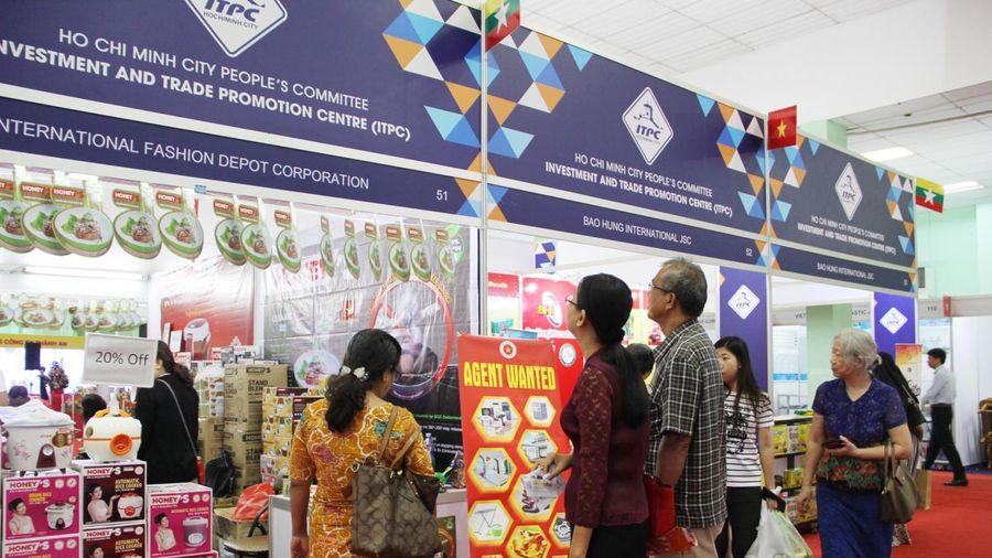Thương mại và đầu tư của Việt Nam tại Myanmar đang phát triển