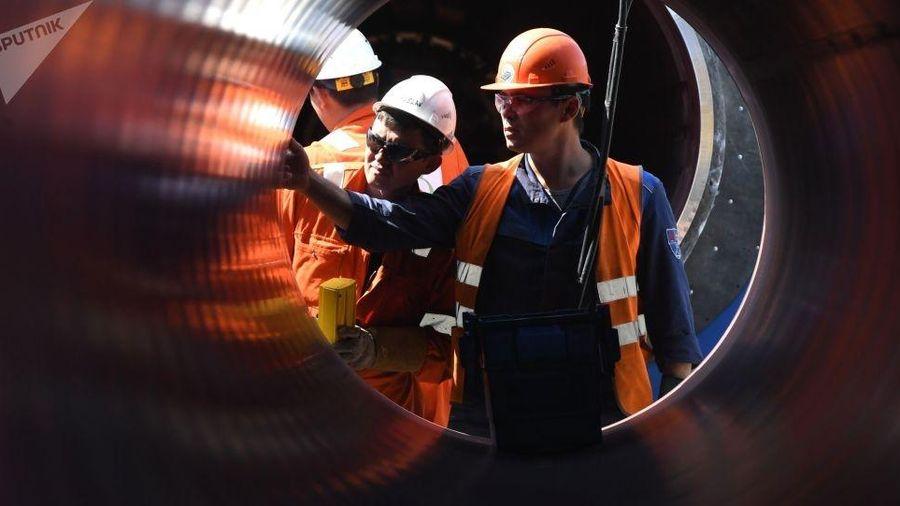 Nga thông báo ngày vận hành đường ống dẫn khí Nord Stream 2