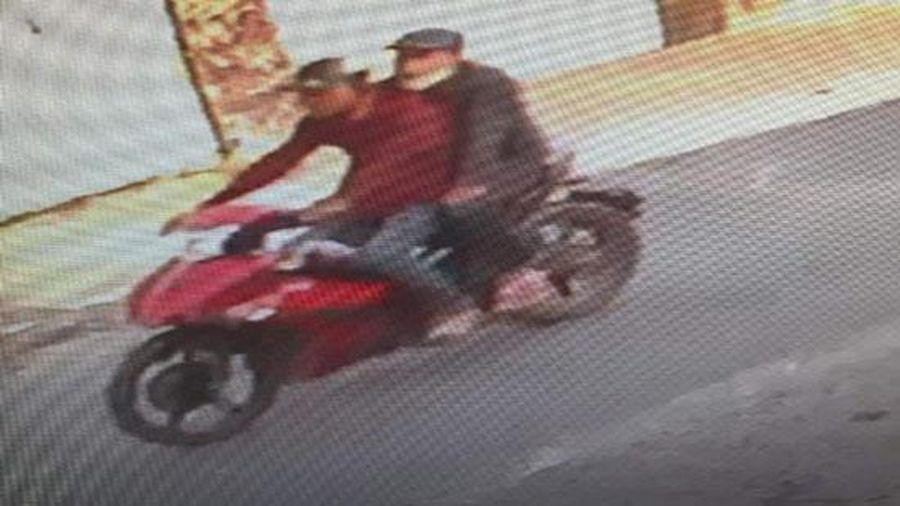 Nghệ An: Bắt hai đối tượng chuyên cướp tài sản người đi đường