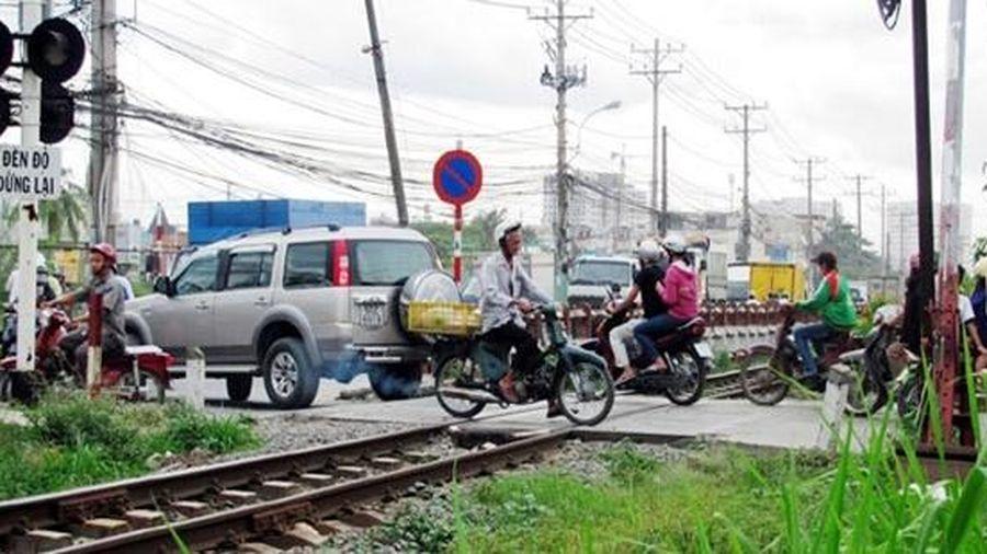 Nam Định: Đảm bảo trật tự ATGT đường sắt những tháng cuối năm