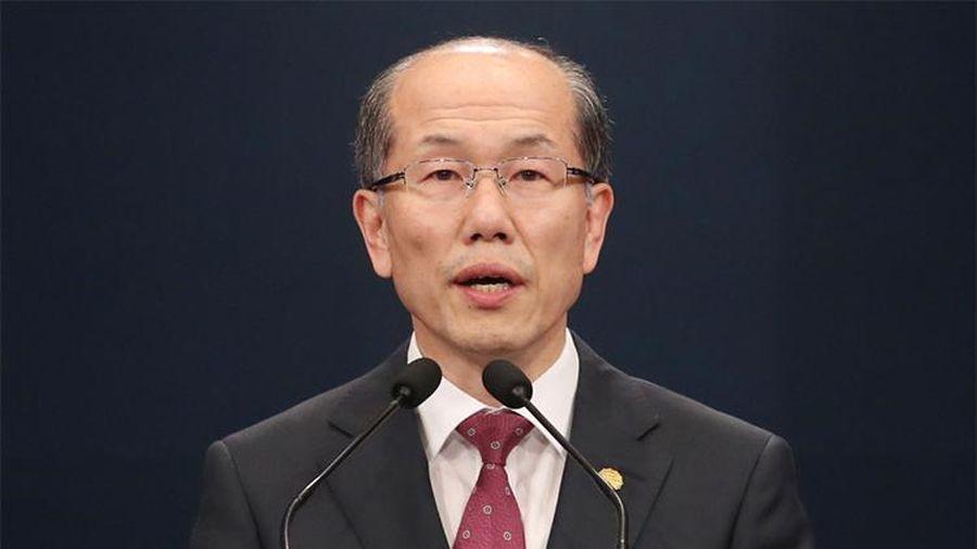 Hàn Quốc gia hạn hiệp ước tình báo với Nhật Bản