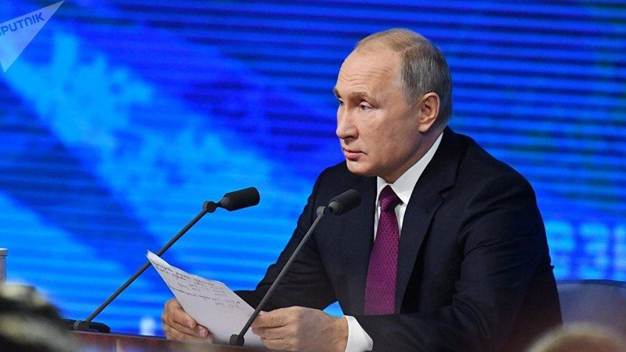 Nga chốt lịch tổ chức cuộc họp báo lớn cuối năm với Tổng thống Putin