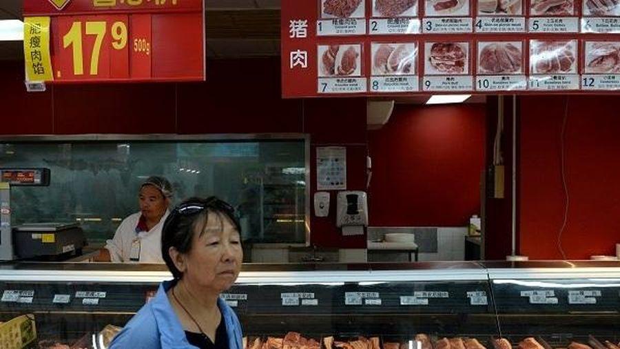 Người tiêu dùng TQ 'đắng miệng' vì giá thực phẩm tăng cao
