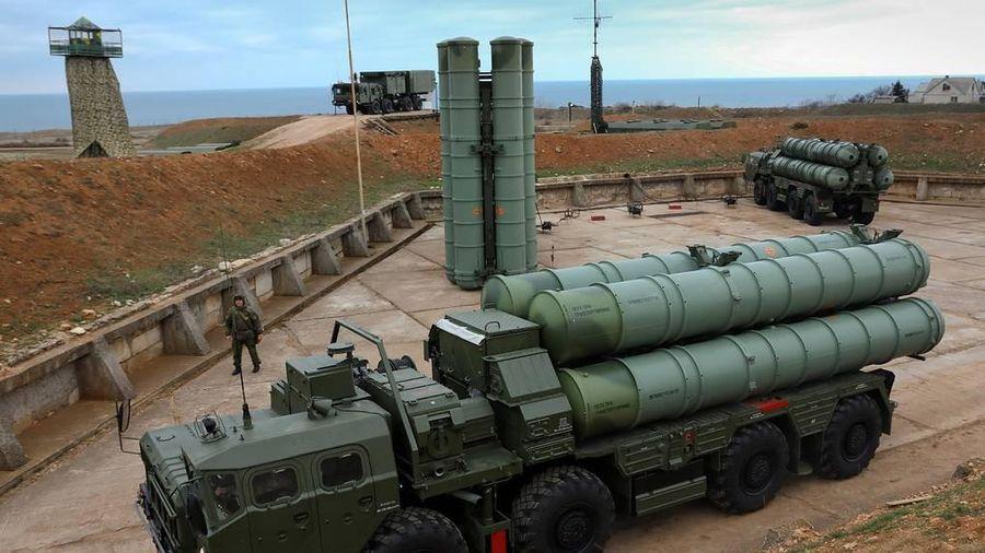 Báo Nga: S-400 có thể về tay Iran vào đầu năm 2020