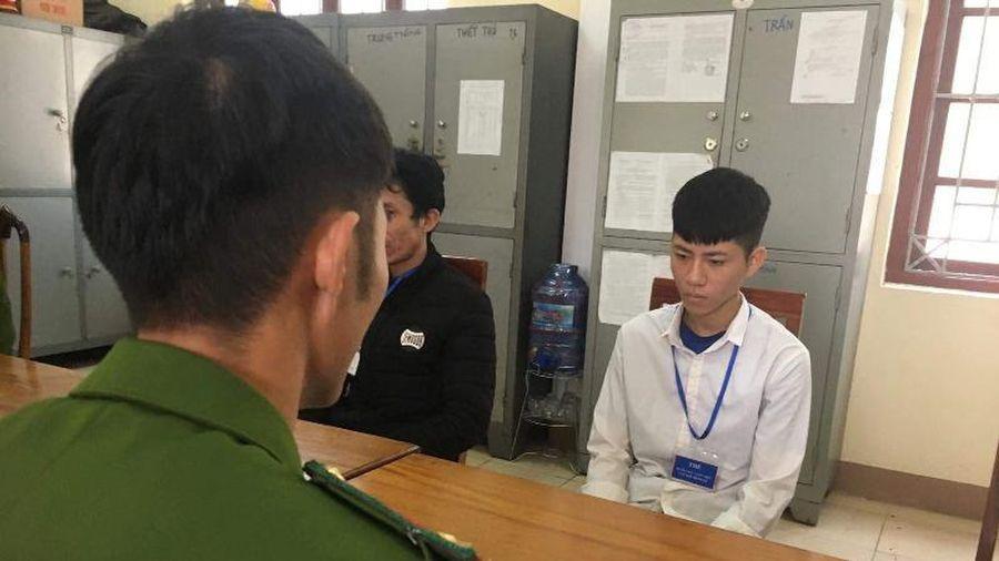 Học sinh 'cá biệt' đâm nam sinh thấu bụng sau giờ tan học ở Hà Tĩnh khai gì?