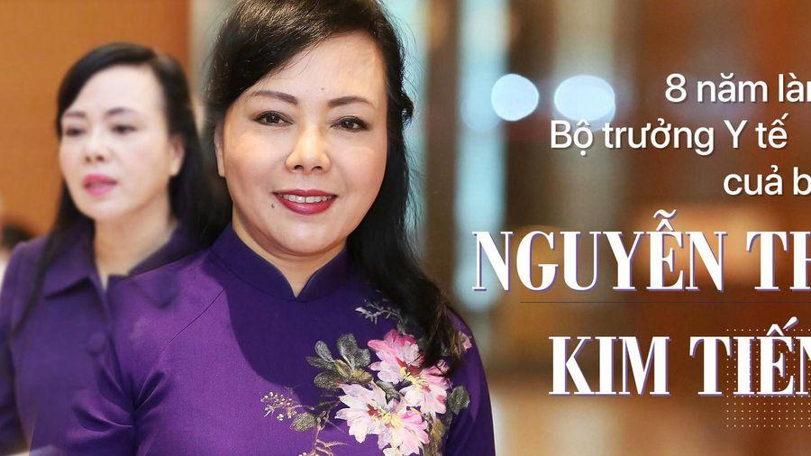 8 năm làm Bộ trưởng Y tế của bà Nguyễn Thị Kim Tiến