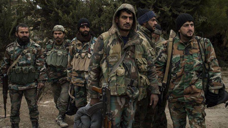 Binh sĩ quân đội Syria 'chết oan' dưới tay quân đội Thổ Nhĩ Kỳ và phiến quân