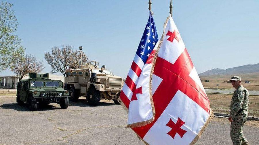 Gruzia và Mỹ có thỏa thuận quân sự mới