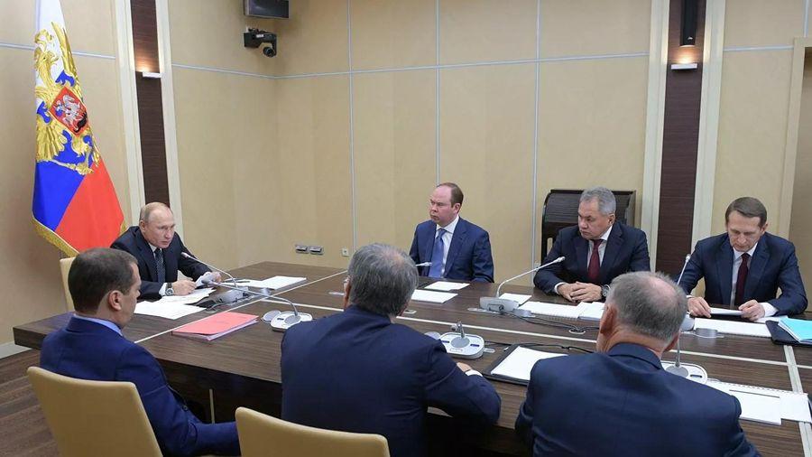 TT Putin chỉ trích Mỹ và NATO làm gia tăng căng thẳng toàn cầu
