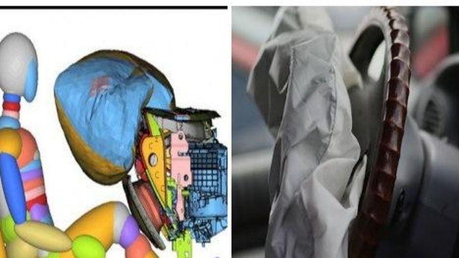 Túi khí ô tô kiểu cũ tiềm ẩn nhiều nguy hiểm, tài xế cần làm gì để tránh họa?