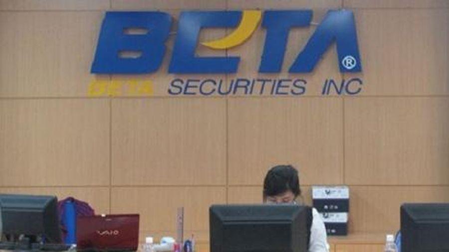 Vì sao chứng khoán Beta bị phạt tới 125 triệu đồng?