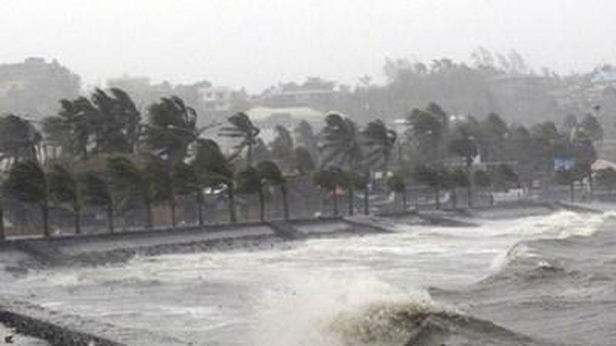 Xuất hiện vùng áp thấp khả năng mạnh thành bão trên Biển Đông