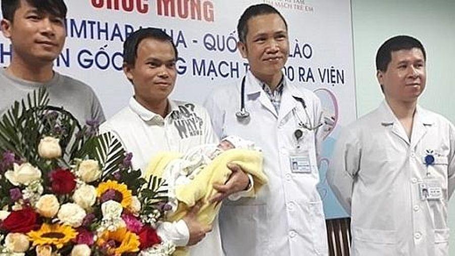 Thành tích đáng tự hào của Trung tâm Tim mạch trẻ em, BV Nhi Trung ương