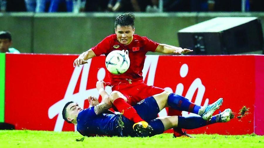 Đội tuyển Việt Nam tại vòng loại World Cup 2022: Ngựa hay chờ đường xa