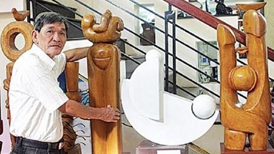 Ấn tượng điêu khắc Bùi Nam