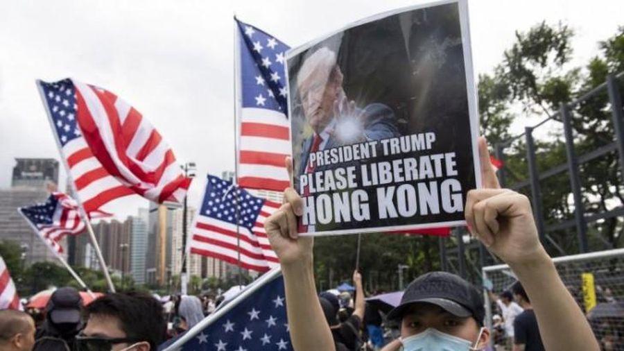 Tổng thống Mỹ tỏ ý không muốn ký Dự luật Hồng Kông vì ưu tiên đàm phán thương mại