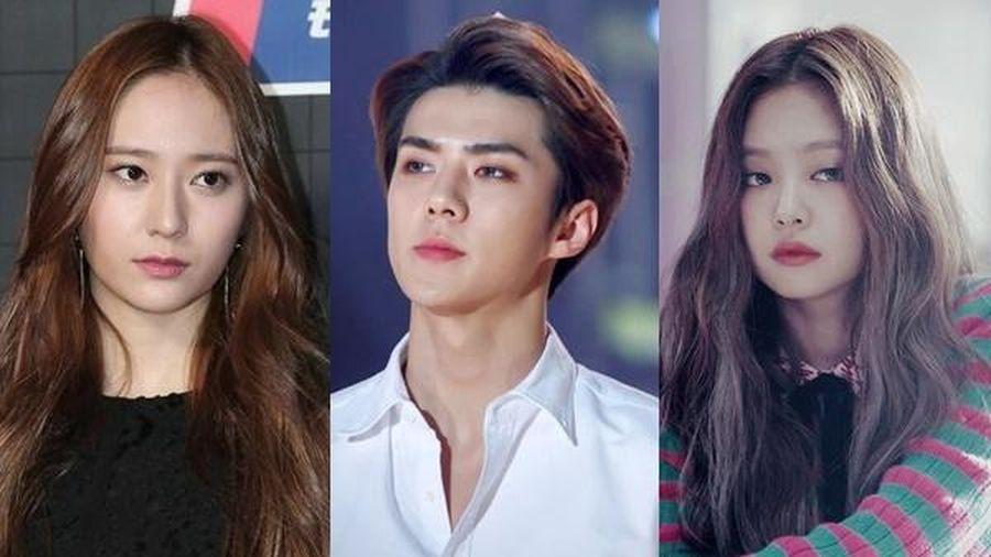 Những idol Kpop có gương mặt cau có khó ở trái ngược với tính cách thật đáng yêu hết nấc