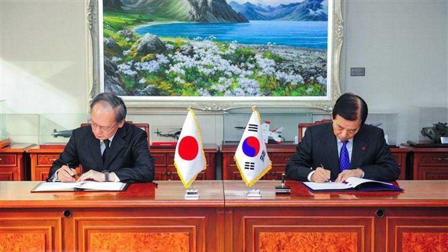 Mỹ hoan nghênh Hàn Quốc gia hạn Hiệp định chia sẻ thông tin tình báo