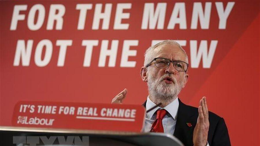 Brexit: Lãnh đạo Công đảng tuyên bố giữ lập trường trung lập