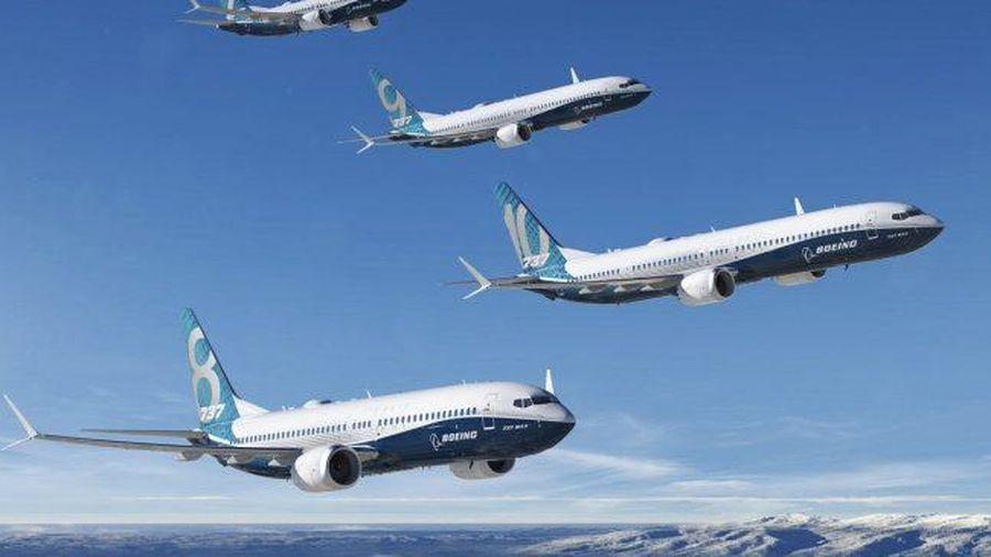 Dù bị cấm bay, Boeing vẫn công bố phiên bản 737 MAX mới nhất
